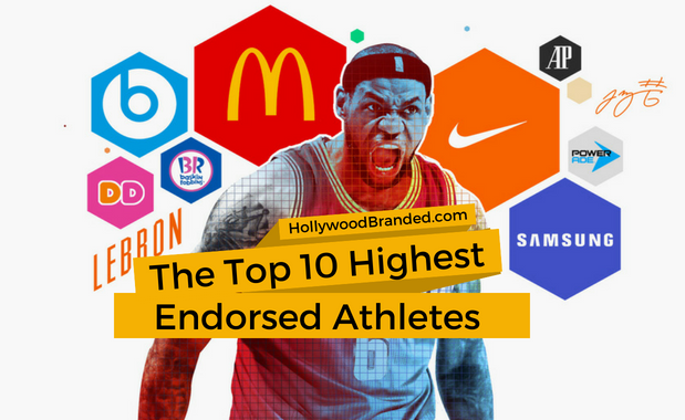 10 Highest Endorsed Athletes