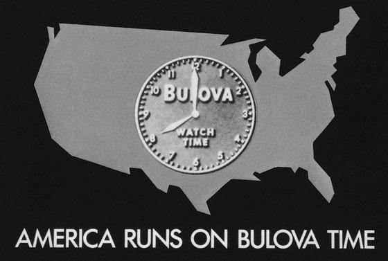 1941 bulova watch commercial