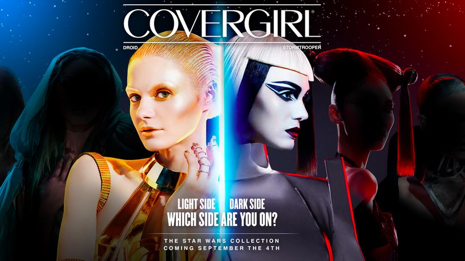 Covergirl Marketing