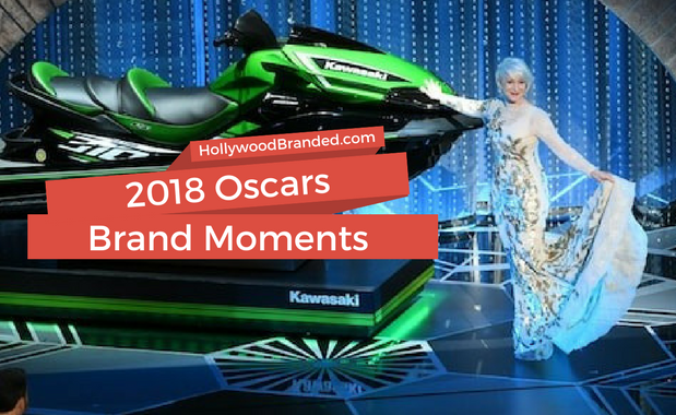 2018 Oscars Brand Moments