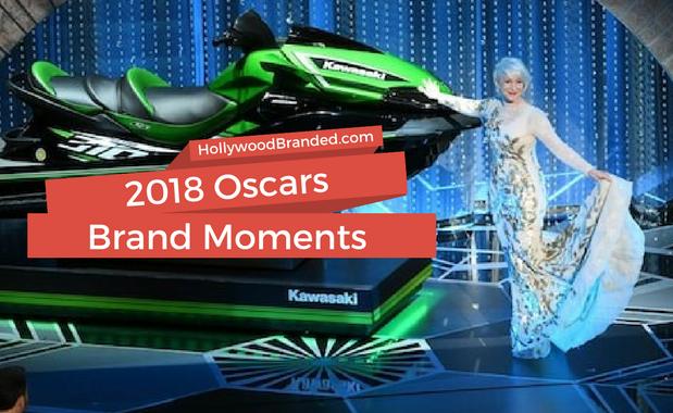 2018 Oscars Brand Moments