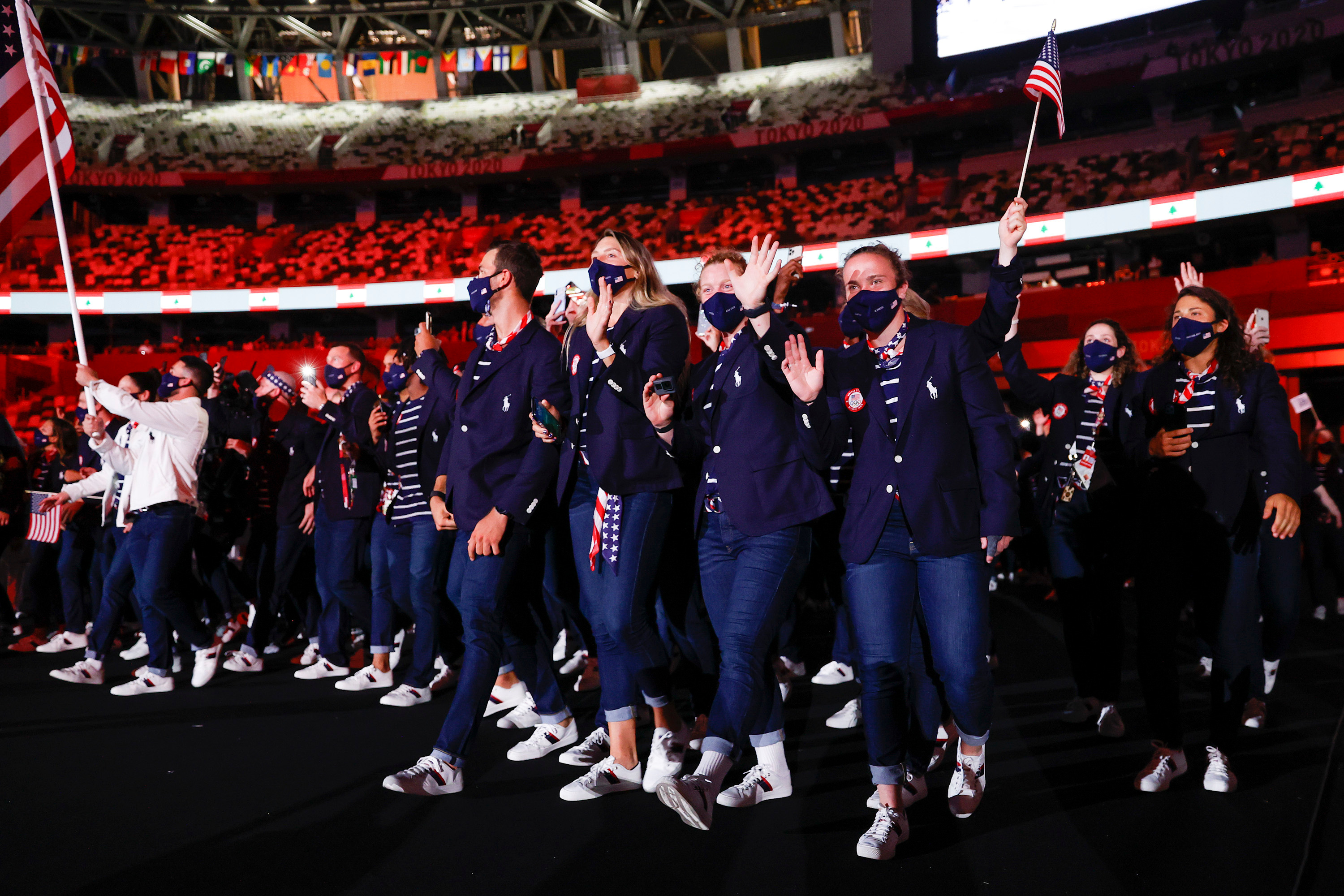 2021 olympic outfits