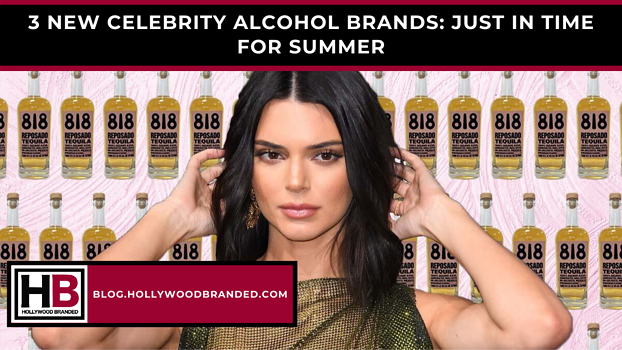 3 New Celebrity Alcohol Brands Just In Time For Summer Blog