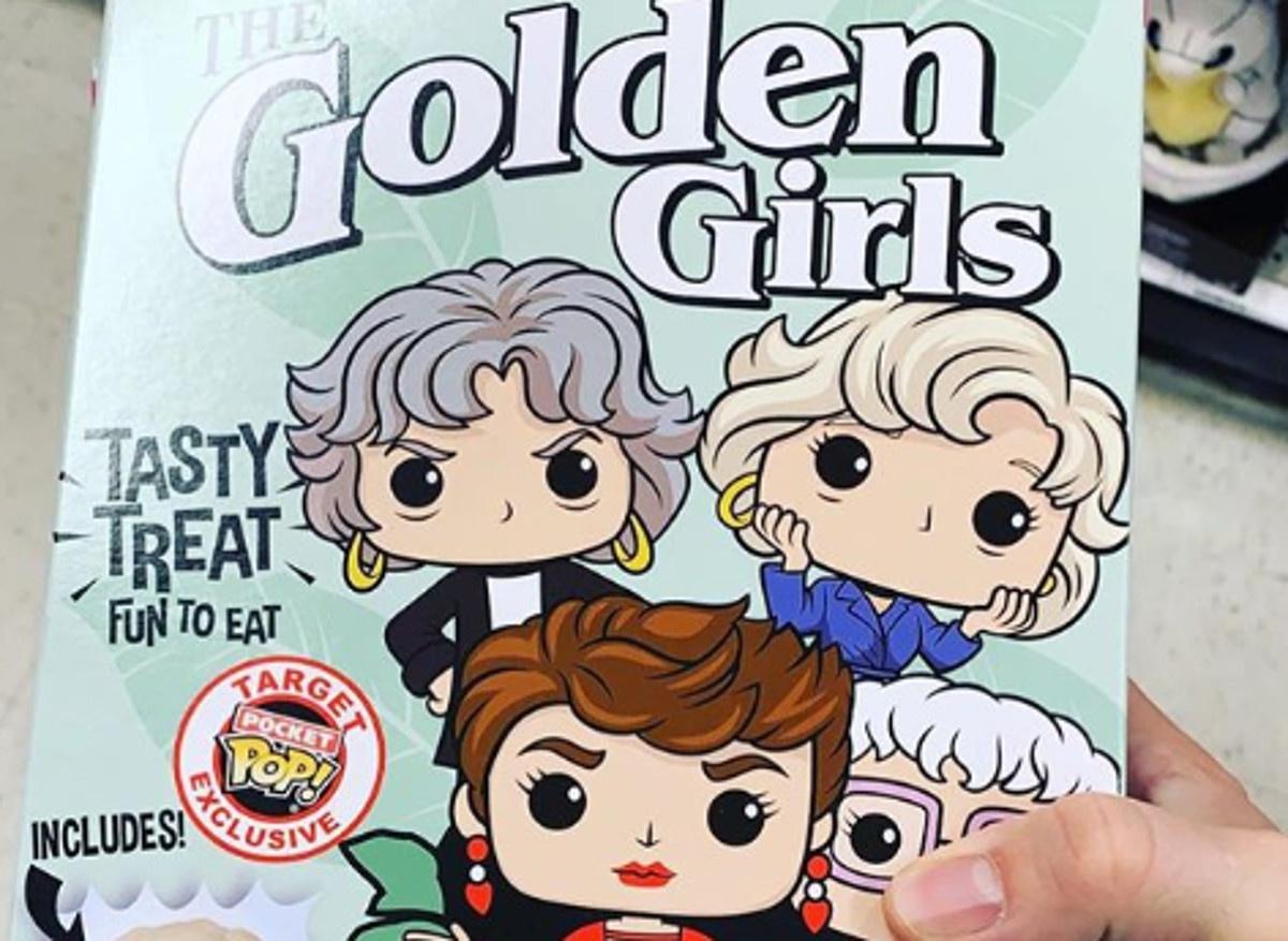 Golden Girls Marketing