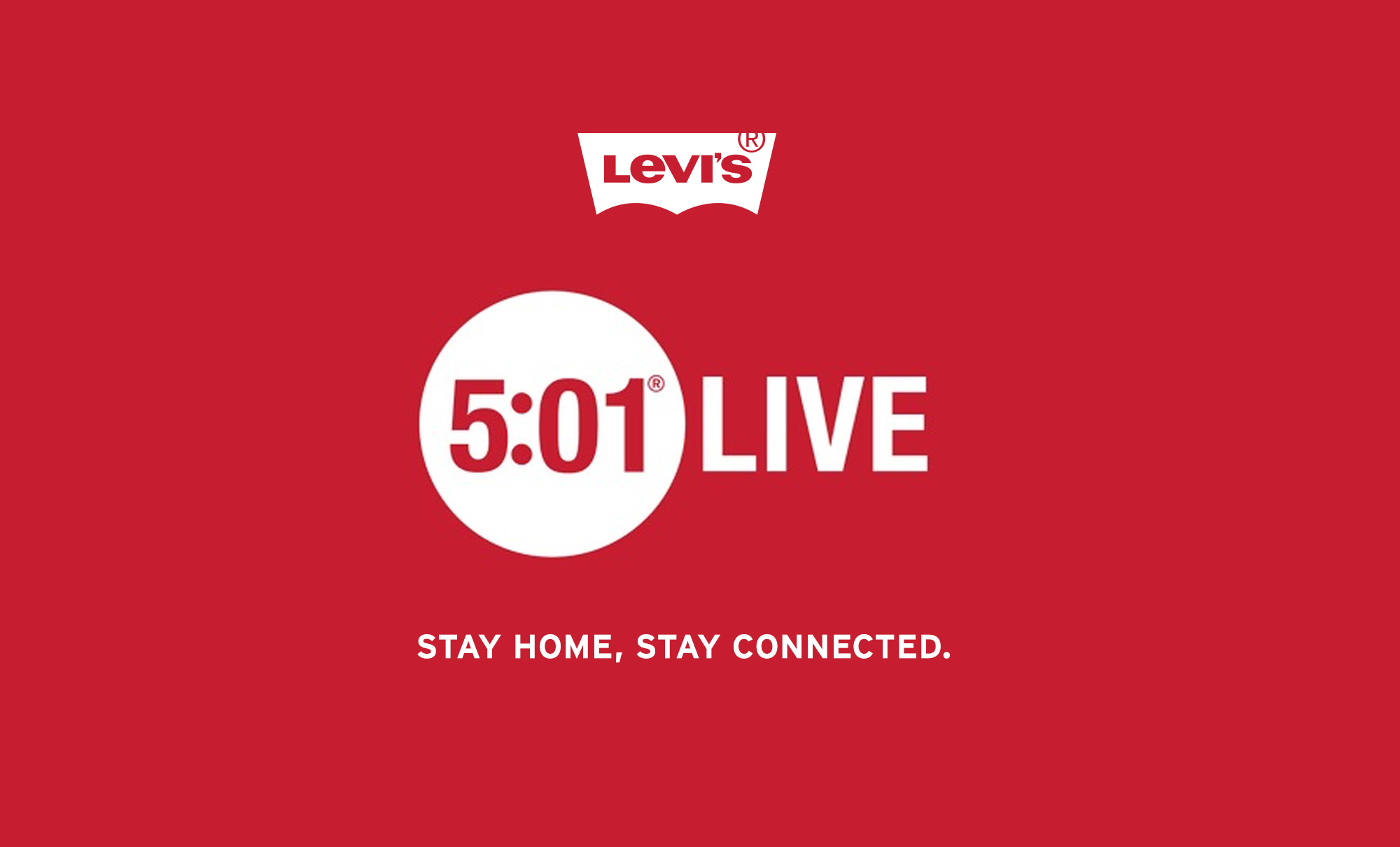 Brands like Levi's are partnering with different musicians to put on live-streamed concerts for fans during the global coronavirus pandemic