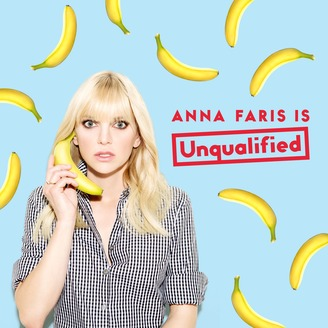 Anna Faris-unqualified poster
