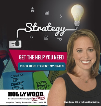 Entertainment Marketing Expert - Rent Stacy Jones Brain, Former Hollywood Branded CEO