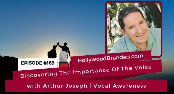 Arthur Joseph Podcast Canva