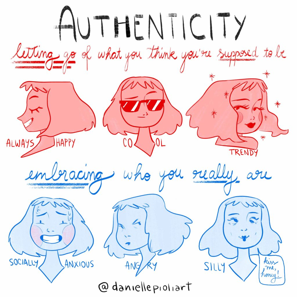 brands who are authentic in their ads are significantly more successful than brands who are not