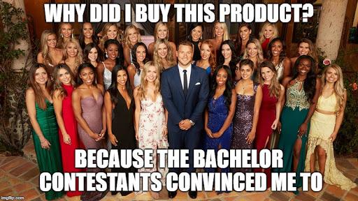 Bachelor Influencers
