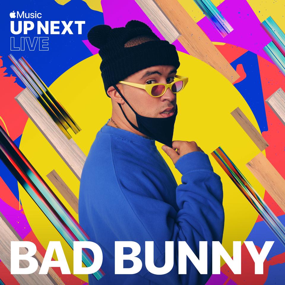 Bad Bunny Apple Music partnership