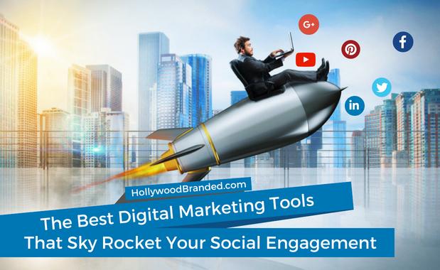 Best Digital Web-Based Tools That Sky Rocket Your Social Engagement