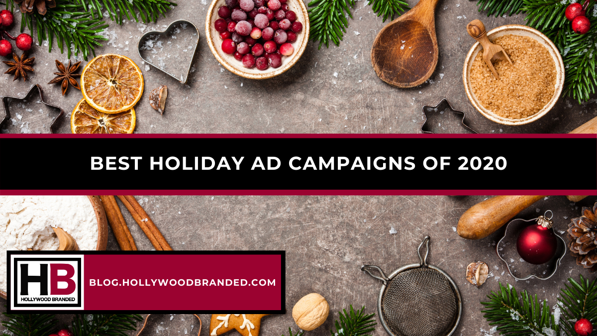 Best Holiday Ad Campaigns of 2020
