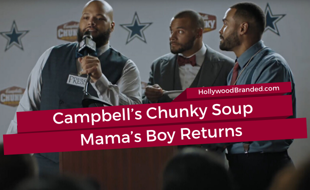 Blog Campbell's Chunky Soup Mama's Boy Returns