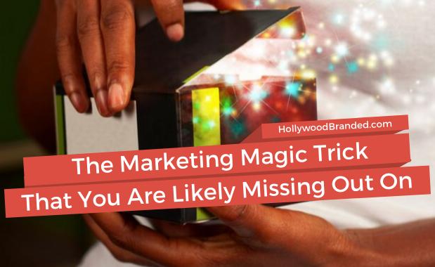 Blog Marketing Magic Trick