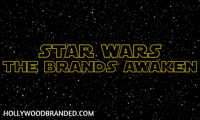May The Branding Force Be With You - Brands Leverage Star Wars
