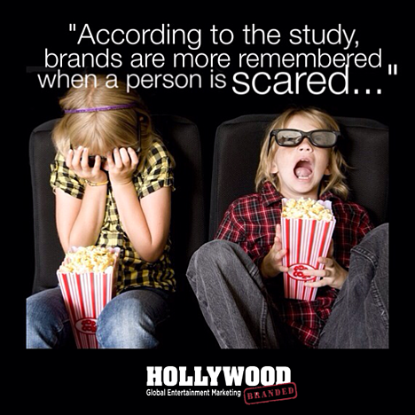 Horror_Blog_Image: Brands are more remembered when a person is scared