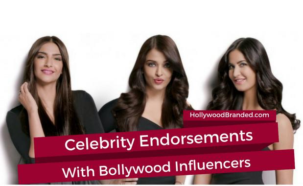 Bollywood Celebrity Endorsements (1)