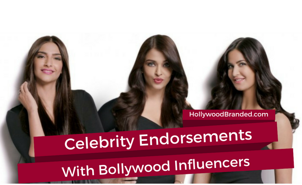Bollywood Celebrity Endorsements (1)