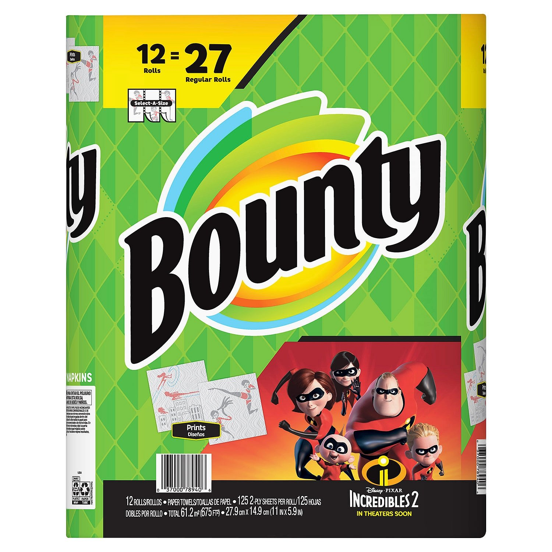 Bounty Incredibles 2