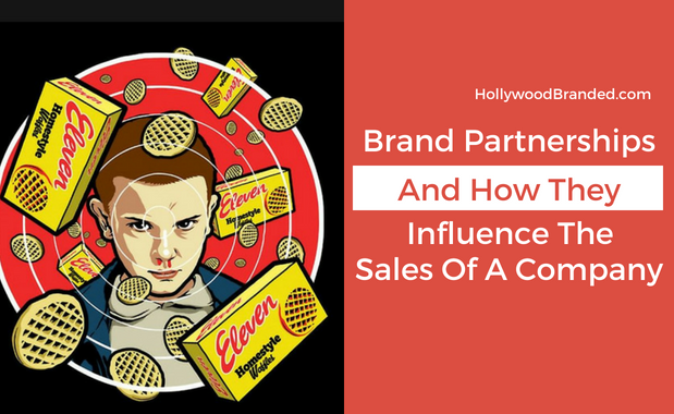 Brand Partnerships & How They Influencer The Sales Of A company