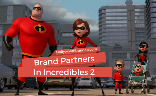 Brand Partnerships in the Incredibles-1