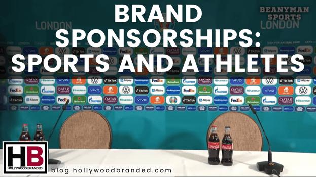 Brand Sponsorships Sports & Athletes