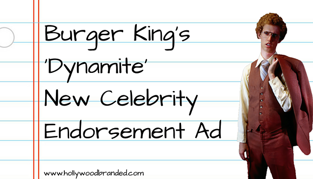 Burger King's 'Dynamite' New Celebrity Endorsement Ad.png