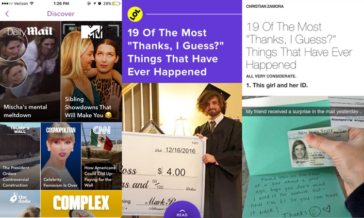 Buzzfeed Snapchat Discover Story.png