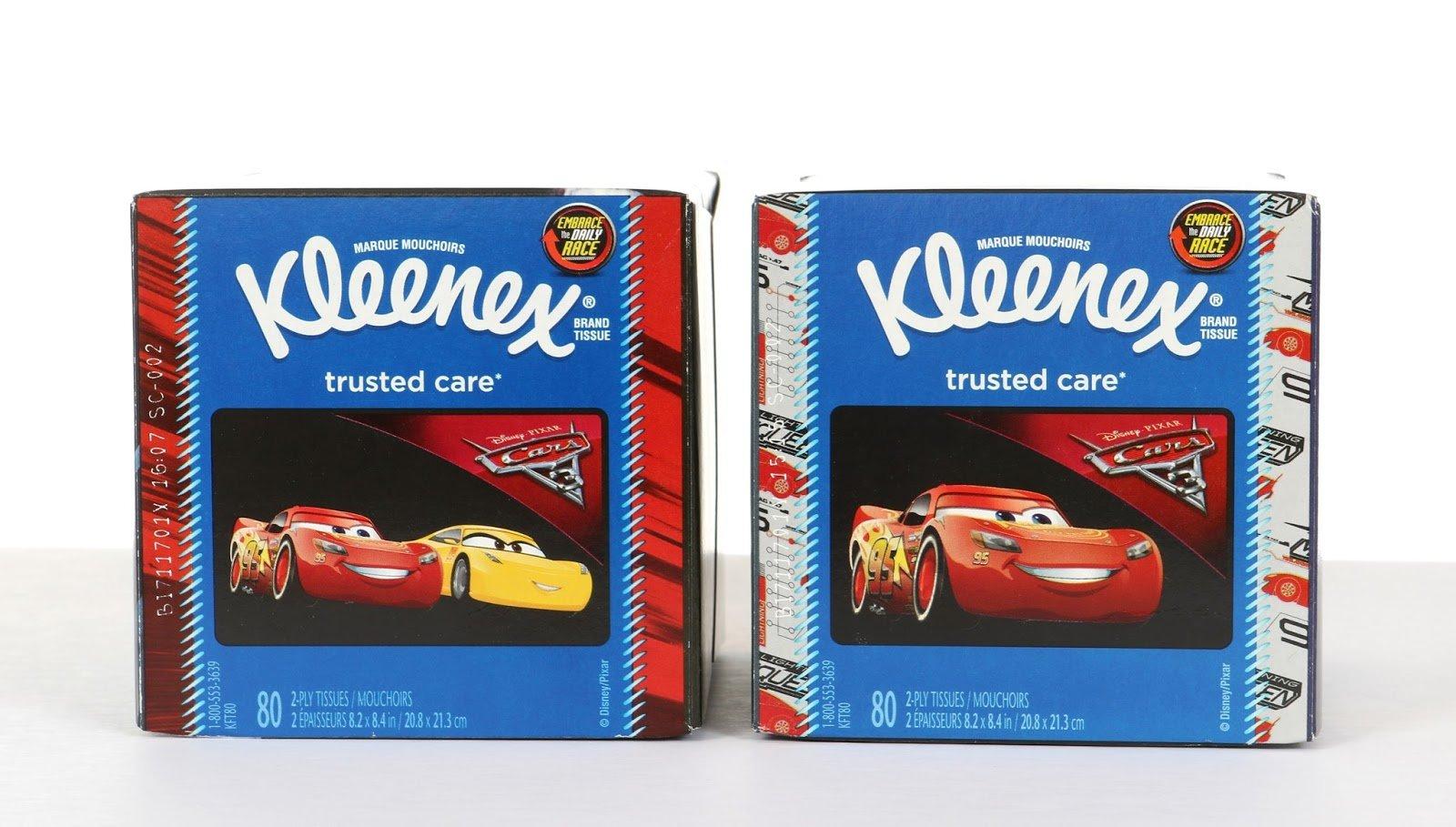 Cars Kleenex