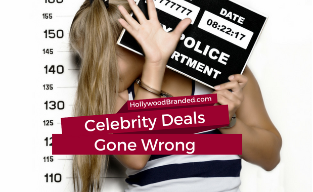 Celeb Deal Gone Wrong