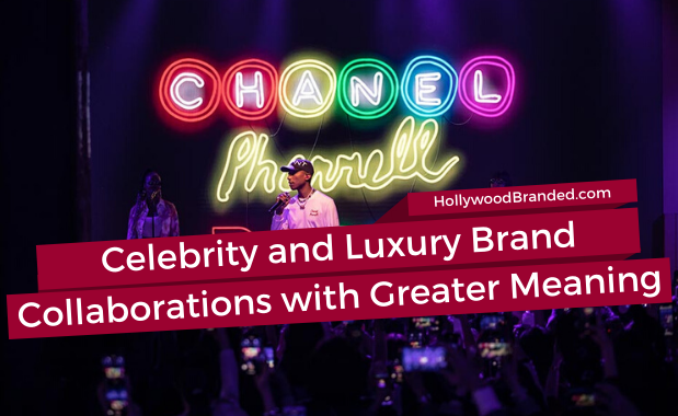 Celebrity and Luxury Brand Collaborations with Greater Meaning