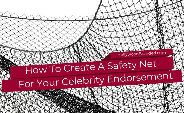 Celebrity safety net