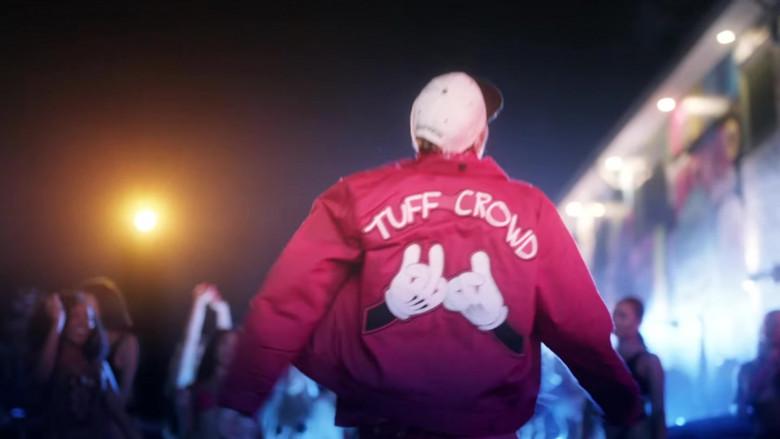 Chris Brown Tuff Crowd