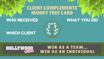 Clent Money Tree Cards
