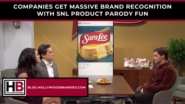 Companies Get Massive Brand Recognition With SNL Product Placement Parody Fun