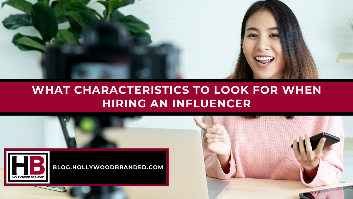 influencer, marketing, characteristics, good, look
