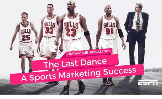 The Last Dance Successful Sports Marketing Strategies
