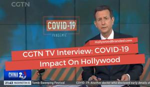 Coronavirus COVID-19 Impact On Hollywood overview