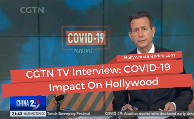 Coronavirus COVID-19 Impact On Hollywood