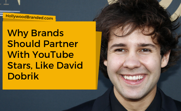 David Dobrik Influencer Brand Partnerships