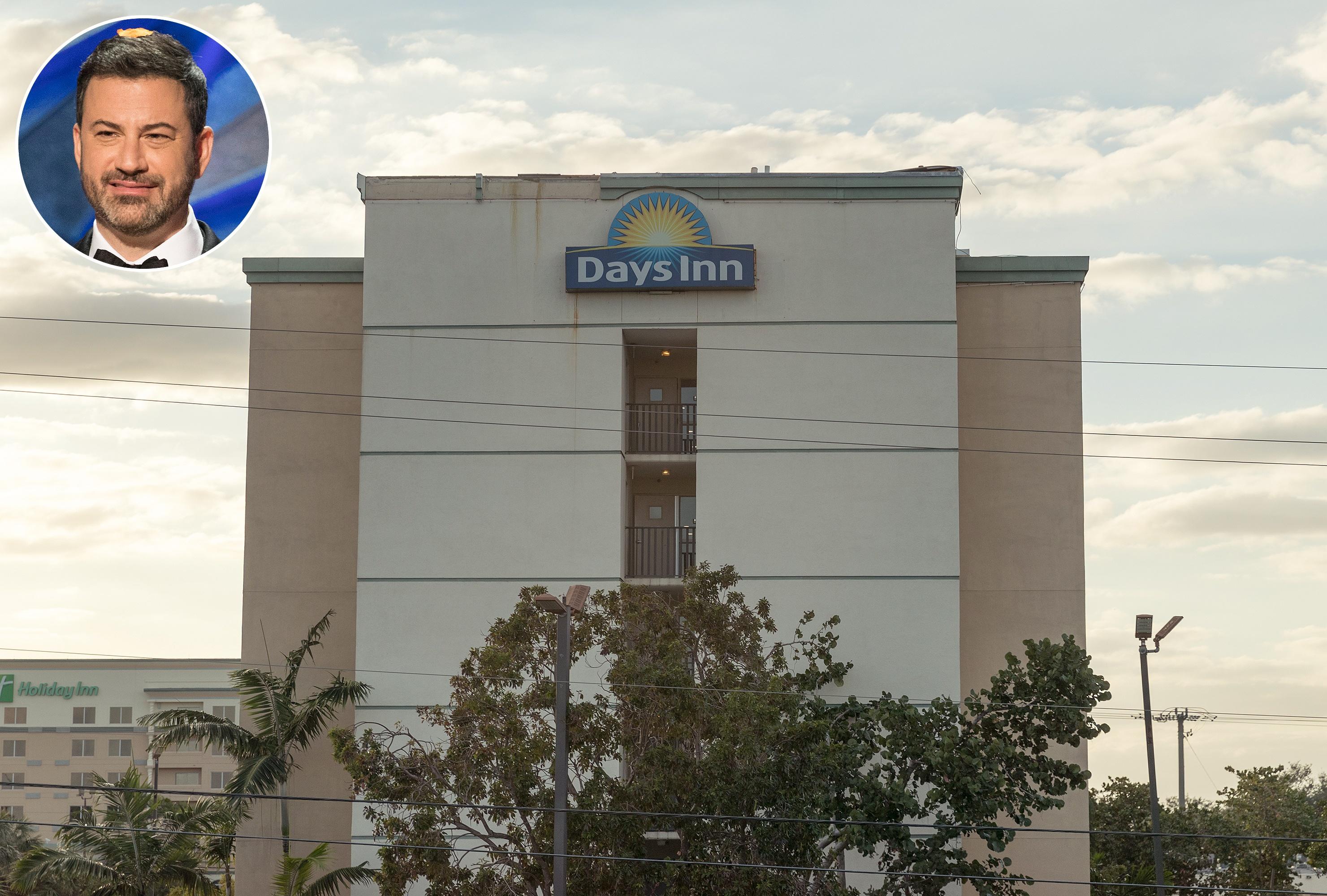 Days Inn Oscars