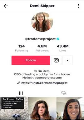 Demi Skipper optimizes involvement through documenting her process