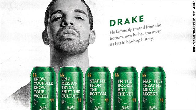 Drake Sprite partnership
