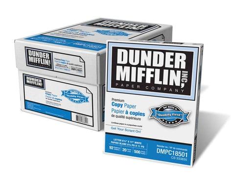 Dunder Mifflin Marketing