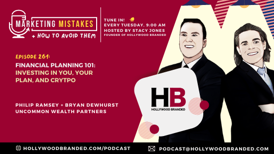 EP 261 - Financial Planning 101 Investing In You, Your Plan, and Crytpo