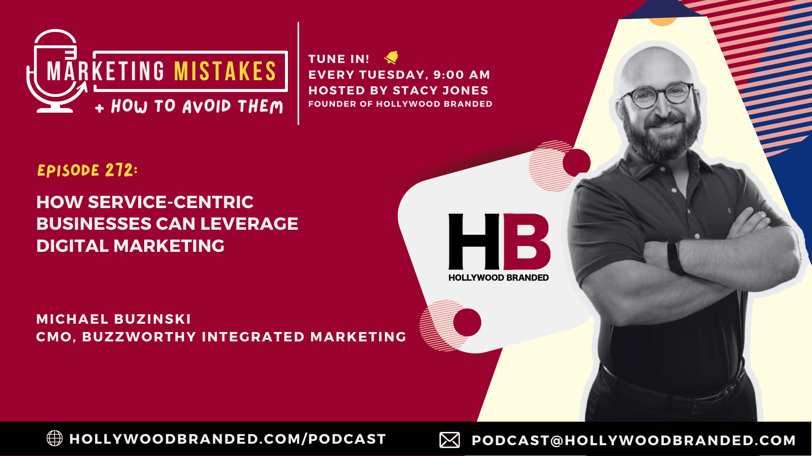 EP272 How Service-Centric Businesses Can Leverage Digital Marketing