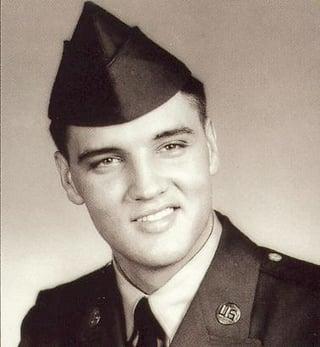 Hollywood Branded Elvis Presley military