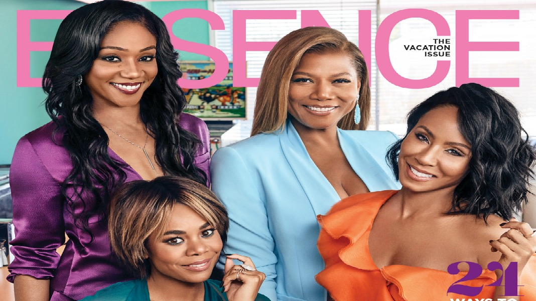 Essence Girls Trip Magazine