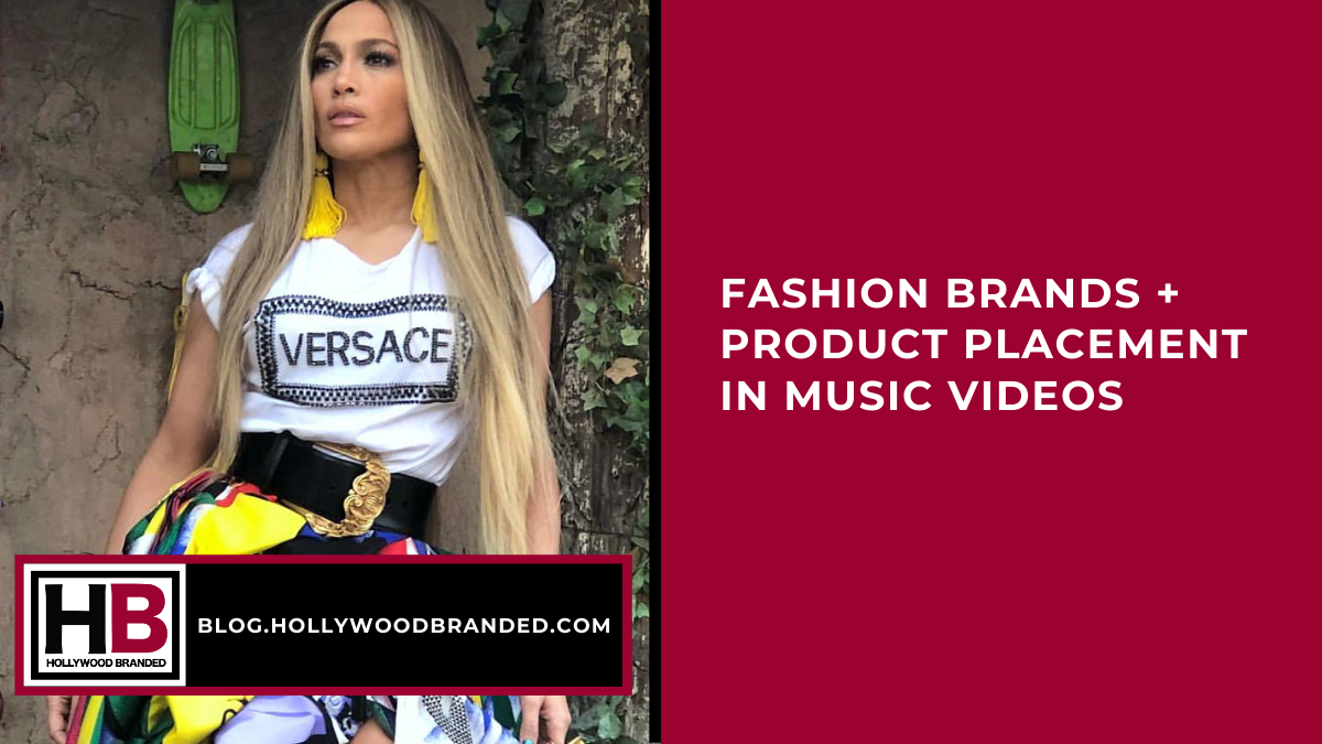 Fashion Brands & Product Placement In Music Videos